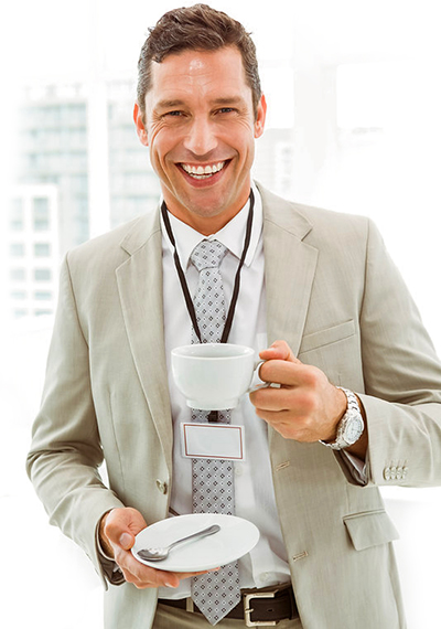 Qualify and get a $7495.00 specialty coffee machine for your office - Free!